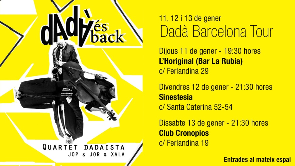 dada_bcn tour_cartel